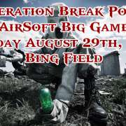 Operation Break Point – Airsoft Big Game