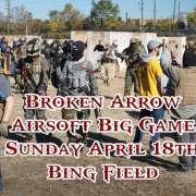 Broken Arrow – Airsoft Big Game