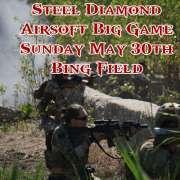 Steel Diamond – Airsoft Big Game