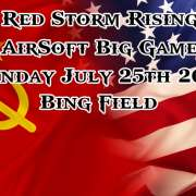 Operation Red Storm Rising – Airsoft Big Game