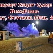 Airsoft Night Game